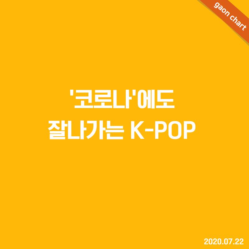 '코로나'에도 잘나가는 K-POP