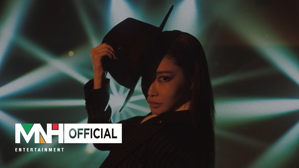 '27일 컴백' 청하, 새 싱글 'Dream...