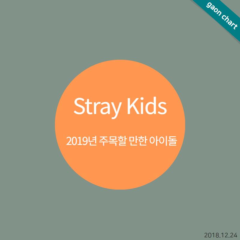 Stray Kids - 2019년 주목할 만한 아이돌