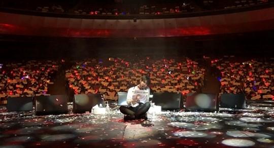 김동한, 첫 번째 단독 콘서트 ′Day & Night′ 성황리에 마무리 '새해 활동 기...