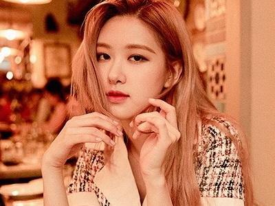 블랙핑크 로제, 생일 기념 'Eyes Closed′ 커버곡 깜짝 공개