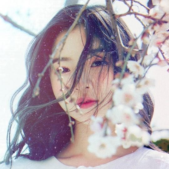 '新 감성 발라드 여신' 정효빈, 16일 정식 데뷔…1st 싱글 '처음이라서' 발매