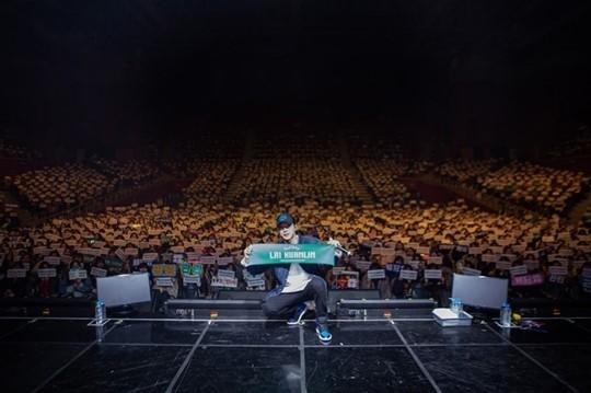 """라이관린, 국내 첫 단독 팬미팅 성료 """"새로운 시작 함께 해준 팬들에게 감사"""""""