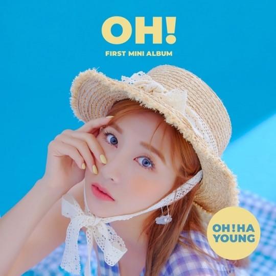 에이핑크 오하영, 21일 솔로 데뷔곡 ′Don′t Make Me Laugh′ 발표