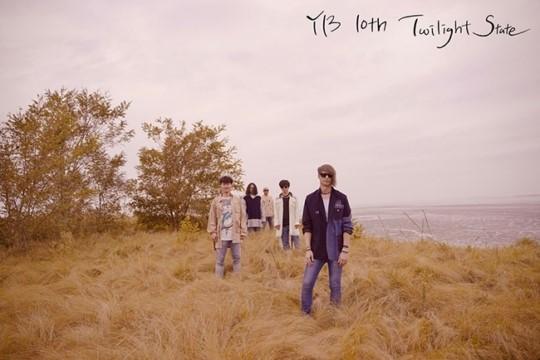 YB, 10일 정규 10집 'Twilight State' 발매