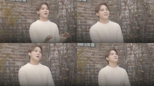김준수(XIA), 미공개곡 '눈이 오는 날에는' 유튜브 깜짝 공개
