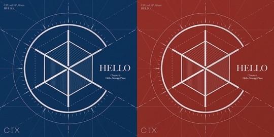 CIX, 19일 2nd EP앨범 '안녕, 낯선공간' 발매