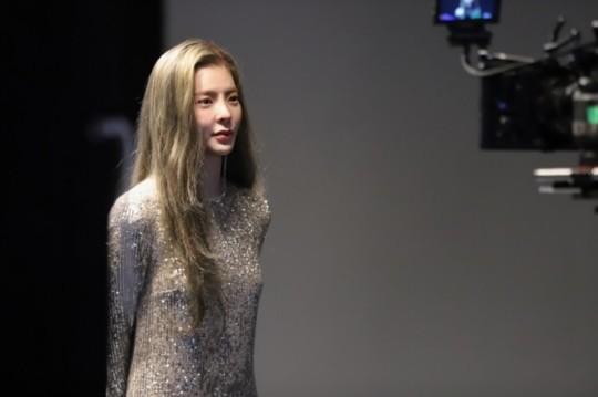 '18일 컴백' 장재인, 새 미니앨범 뮤직비디오 촬영 스틸 컷 공개 '청순여신美 물씬'
