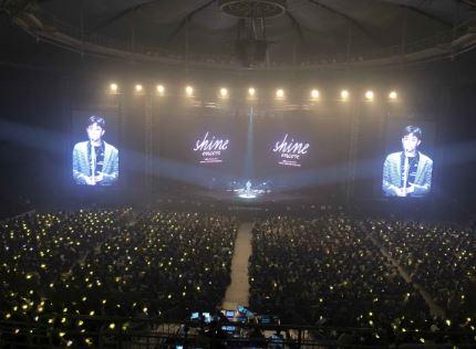 인피니트 김성규, 솔로 단독 콘서트 '샤인 앙코르(SHINE ENCORE)' 성료......