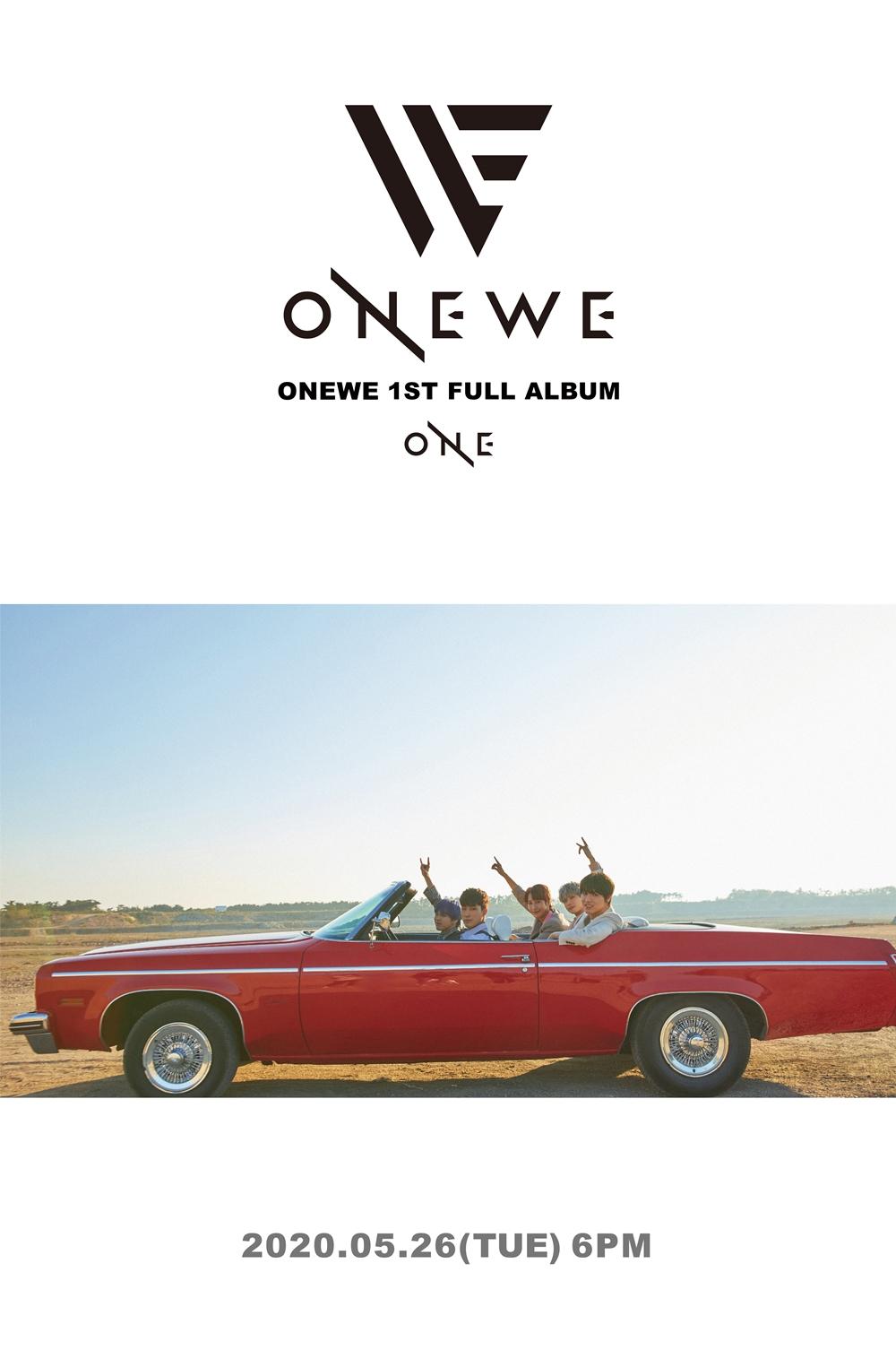 보이밴드 원위(ONEWE), 26일 첫 정규앨범 'ONE' 발표!! 본격 활동 시작… ...