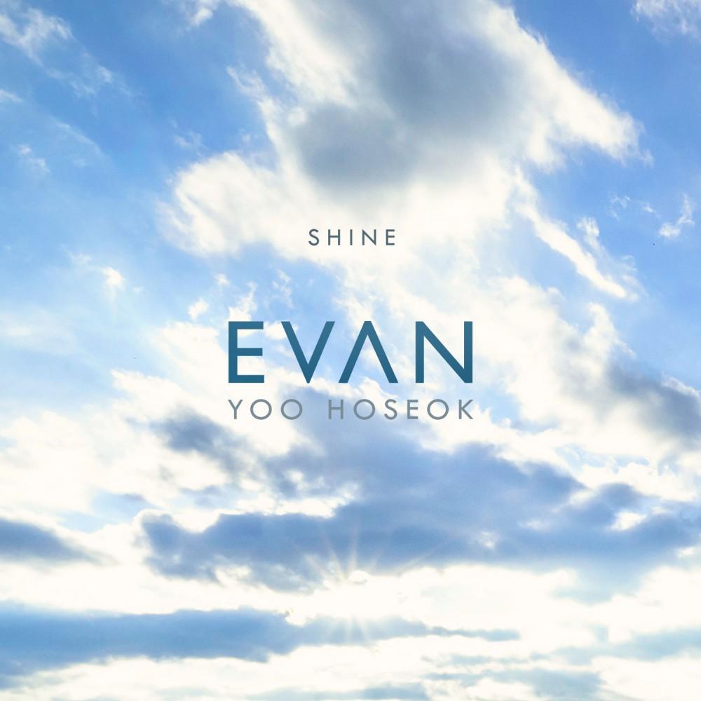 "EVAN(에반), 신곡 'Shine'으로 2년 만에 컴백, ""오늘 9일 발매"""