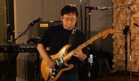 '국내 최정상 기타리스트' 이근형, 스튜디오 라이브 콘서트 성료…환상의 60분 선사
