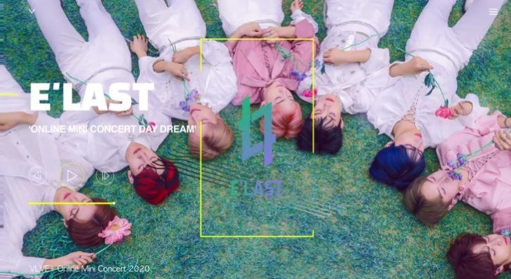 '2020 대표 신인' 엘라스트, 11월 컴백 앞서 온라인 미니콘서트로 팬들과 만난다!...
