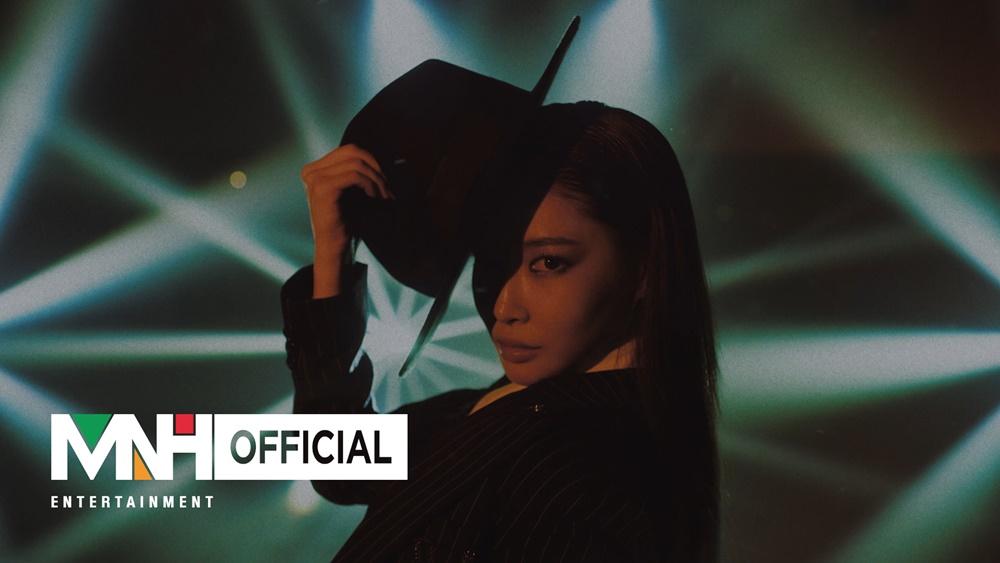 '27일 컴백' 청하, 새 싱글 'Dream of You (with R3HAB)' 퍼포...
