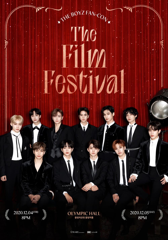 더보이즈, 12월 팬콘 'THE FILM FESTIVAL' 개최… 온-오프라인 동시 진...