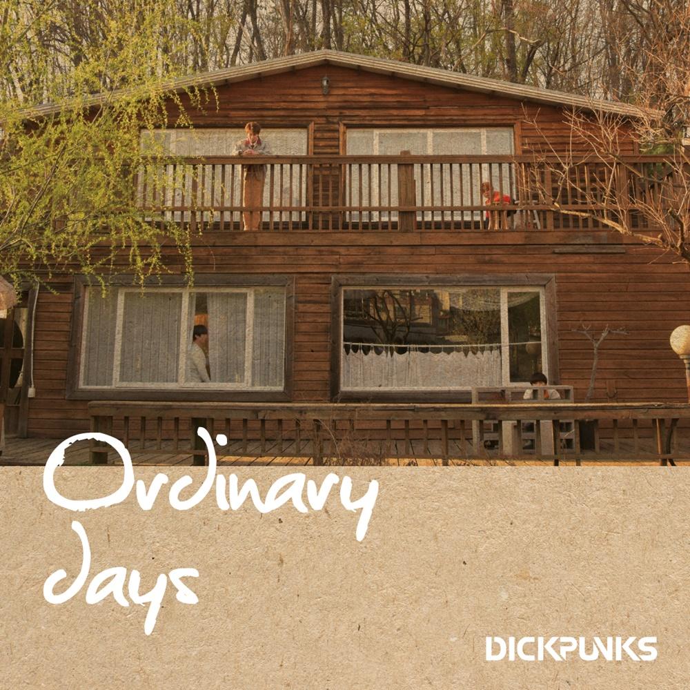 더 성숙해진 딕펑스, 오늘(25일) 5년 만 새 미니앨범 'Ordinary Days' ...