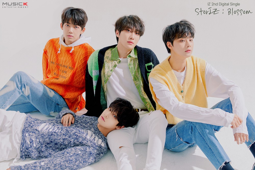 밴드 아이즈(IZ), 신곡 '미씽유(Missing U)' 콘셉트 포토 공개! 청량감 물...