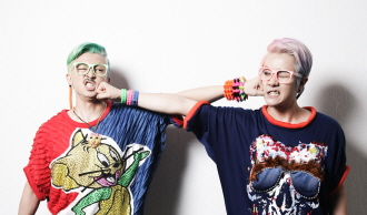 [인터뷰] 힙합듀오 ′크러스피 크런치′ ″한번 놀아볼까요?″